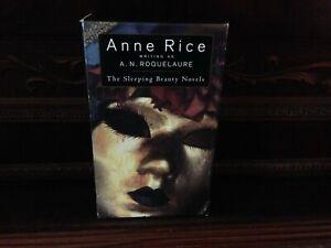 A. N. Roquelaure (Anne Rice) Sleeping Beauty Trilogy box set