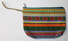 Fair Trade marokkanischen Psychedelic Wash Bag Make Up Case von Marrakesch Marokko