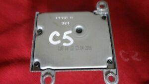 Citroen C5 Bj.06 2,0 HDI  100kW  Airbag Steuergerät 9659532380