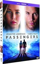 """DVD """"Passengers""""  NEUF SOUS BLISTER"""