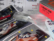 SilverLine Tameo 1:43 KIT SLK 110 Brabham BT49 F.1 Ford Canadian GP 1979 Piquet