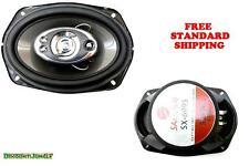 Pioneer TS-A6964R 3-Way 6in. x 9in. Car Speaker