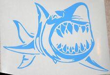 adesivo SQUALO auto moto wall sticker decal vynil vinile SHARK