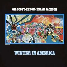 Gil Scott-Heron / Brian Jackson - Winter In America LP REISSUE NEW RUMAL-GIA/TVT