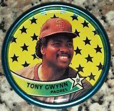 1989 Tony Gwynn Coin #4 San Diego Padres MLB Baseball