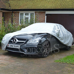 Mercedes E-class  Breathable Car cover, Coupe/Convertible Models, 2009-2017