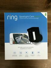 BRAND NEW! Ring Spotlight Cam Battery HD Security Camera Two-Way Talk, Alarm