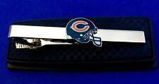 Chicago Bears Tie Clip Logo Tie Bar Emblem Tie Pin Gift Idea