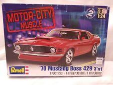 Revell. Motor-City Muscle 1:24 70 Mustang Boss 429 3 N 1