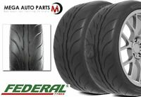 2 Federal 595RS-PRO 235/35ZR19 91Y XL Extreme Performance 200AA Summer UHP Tires