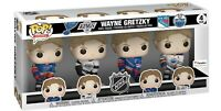 Funko Wayne Gretzky NHL Special Edition 4 Pack  Action figures