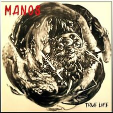 Manos-True Life CD article NEUF, NEW DEATH, TRASH, Grind, Punk carnivore, MAN, Kaing
