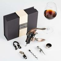 Rabbit Wine Opener Set For Goodsmann Best Wine Accessories