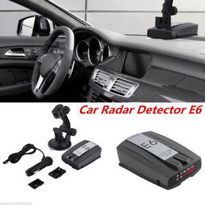 Full Band 360° Car Speed Laser Dog Radar Detector GPS Voice Alert Safety