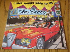 """JIVE BUNNY - THAT SOUNDS GOOD TO ME      7"""" VINYL PS"""