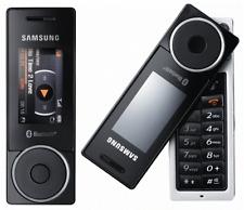 Samsung X830 Black (Ohne Simlock) Mini Handy Kamera 3BAND Bluetooth Akzeptabel