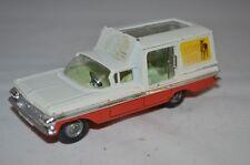 Corgi Toys 486 Chevrolet Impala Kennel Club - Great Vintage Original Model