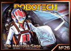 RoboTech NFT Rick in command Bronze (Pwr:1) Series 1 Mint # 1,672