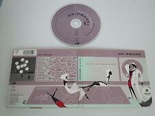 DE PHAZZ/DEATH BY CHOCOLATE (PHAZZDELIC 016 255-2) CD ALBUM