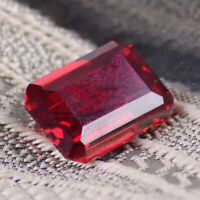 SUPERBE RUBIS VERNEUIL swifé ROUGE SANG  1,30 cts ENVIRON 6x6mm IF