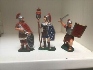 Ancient Romans. Reamsa or Jecsan. 60mm plastic toy soldier