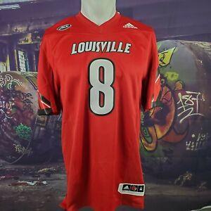 Louisville Cardinals ACC Adidas Jersey (Size Medium) NWT A16