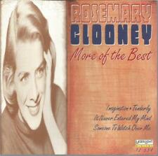 More of the Best by Rosemary Clooney (CD, Sep-1996, Laserlight)