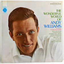 New Sealed LP - The Wonderful World Of Andy Williams