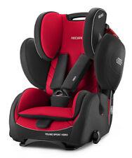 RECARO Young Sport Hero Group 1 2 3 Car Seat 9m - 12 Years Infant Toddler Child