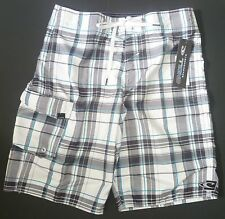 Mens O'NEILL ONEILL Swim Board Shorts Trunks size 30 NWT #0045