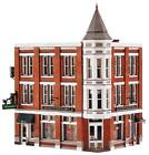 New Woodland HO Structure Built-&-Ready Davenport Department Store BR5039