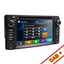 Car DVD USB SD Player Stereo Radio GPS Head Unit For Toyota Alphard Estima Prado