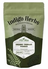 Organic Tribulus Terrestris Powder - 100g - Indigo Herbs