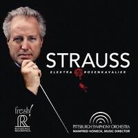 Strauss / Pittsburgh - Richard Strauss: Elektra and Der Rosenkavalier [New SACD]