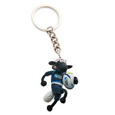 Rugby World Cup 2015 Shaun the Sheep Running with Ball Figure Key RIng