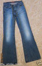 Only Damen Schlaghose Jeanshose blau Stonewashed W26 / L32