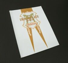 Madonna The Immaculate Collection Sheet Music Song Book Lyrics 1990