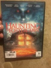 Haunting at Foster Cabin (DVD, 2015)