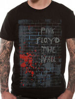 Pink Floyd The Wall T Shirt Official Mens Black S M L XL New  10921