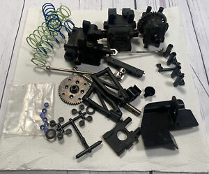 Lot Of Kyosho 1/8 Buggy Inferno Mp Parts Mp777 MP9 ST-R Truggy Strr Lot 1