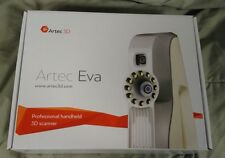 ARTEC EVA 3D Scanner -  NEW IN BOX with 2 year WARRANTY + 20 LICENSES!!!