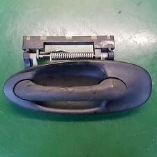 SAAB 9-3 (02-11) PASSENGER SIDE REAR EXTERIOR DOOR HANDLE