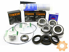 Freelander 2 Rear Diff Differential Axle Genuine O.E.M. bearing and oil seal kit