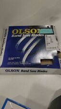 Olson Saw Fb14823Db 1/4 by 0.025-Inch 14 Tpi Regular Hefb Band Saw Blade