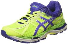 Asics Gel-Cumulus 17 Flash Amarillo/Acai/Jasmin Verde UK 3.5 EU 36 RRP £ 115