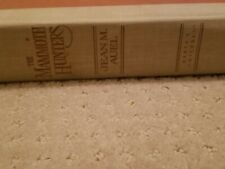 Jean Auel - THE MAMMOTH HUNTERS   - 1st Edition