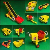 Playmobil Baustelle Zubehör zum aussuchen #PM70