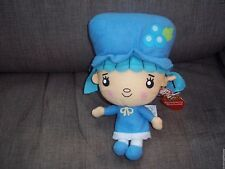 NEW 2008 STRAWBERRY SHORTCAKE FRIEND BLUEBERRY MUFFIN PLUSH DOLL FIGURE
