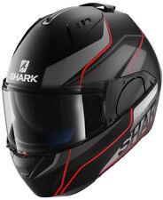Shark EVO One KRONO noir / Rouge Kar casque moto - Grand