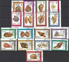 Belize 1980 SC 471-487 Used SCV$ 86.00 Set